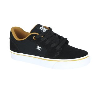 Tênis Dc Anvil La Black Camel