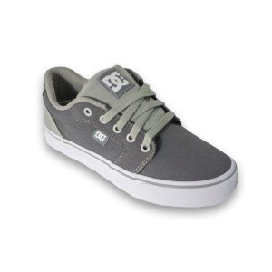 Tenis DC Anvil TX LA Light Grey