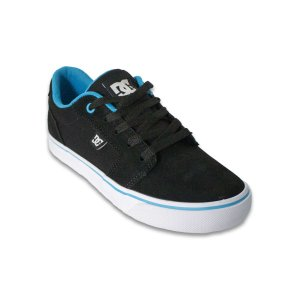 Tenis DC Anvil LA Black/Blue