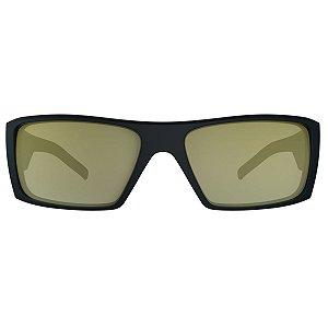 Óculos HB Rocker 2.0 Matte Black Gold Chrome