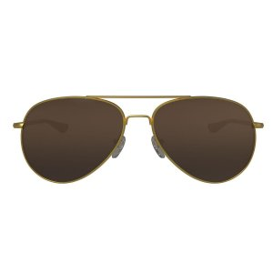 Óculos HB Racer Gold C019 Brown