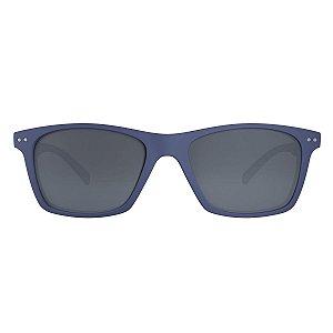 Óculos HB Nevermind Matte Navy Gradient Gray