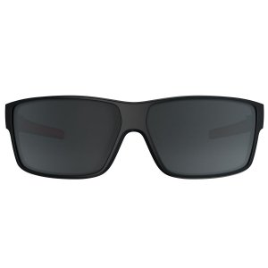 Óculos HB Vert M Black on Red Gray