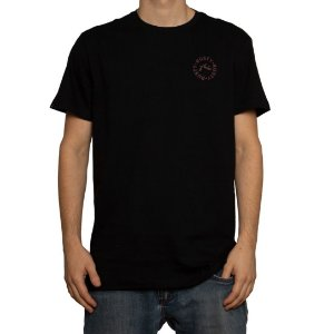 Camiseta Rusty Silk OK Preto