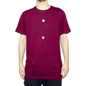 Camiseta Vissla Silk Mirrors Port