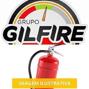 Extintor Espuma Mecânica Portátil AB 2A:10B - 10L  GILFIRE