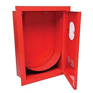 Abrigo Caixas de Mangueira de Incêndio -Embutir & Sobrepor  em Chapa de Aço