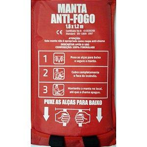 Fabricantes de Cobertor Manta Anti-Chamas - 1,2 x 1,8m - Até 500°C
