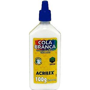 Cola Plástica Acrilex 100gr Cola Plástica Acrilex 100gr