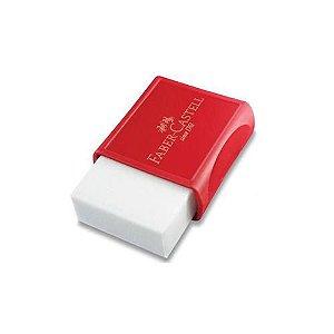 Borracha Faber-Castell Branca Pequena