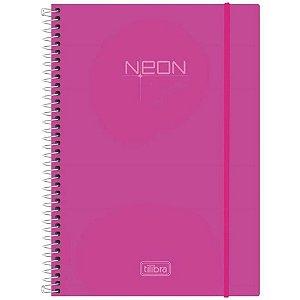 Caderno Espiral Neon 96 Folhas - Tilibra
