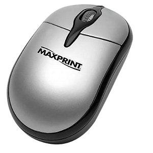 Mouse óptico 800DPI USB Maxprint