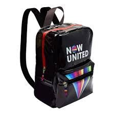 Mochila Escolar Now United Dac