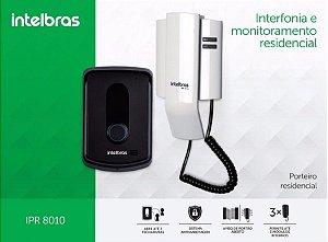 Porteiro residencial | IPR 8010 | Intelbras