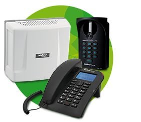 Central de Interfones Intelbras Modelo Comunic 48