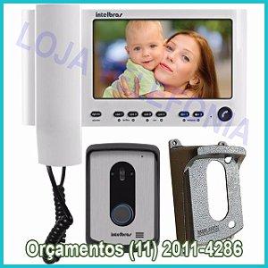 Instalação de Interfones Intelbras, vídeo porteiro, CFTV ..