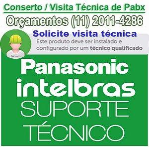 Autorizada PABX Intelbras, Visita Técnica, Instalação ...