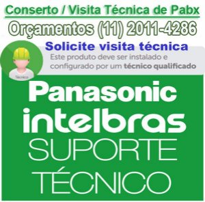 Instalação / Conserto de PABX - Santo André, São Caetano ABC