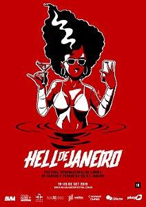 Poster Festival de Cinema Hell de Janeiro 2019