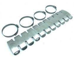 Protetor de Escapamento Alumínio 2T