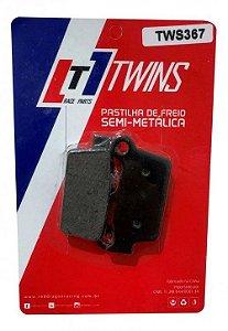 Pastilhas de Freio Traseiras Yz 125/250 03/18 - Yzf 250/450 - Wrf 250/450 03/16 - Kxf 250/450 04/16 - Gas Gas - Beta