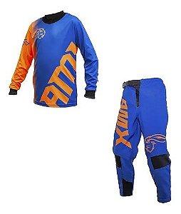 Conjunto Calça e Camisa Amx Infantil/Juvenil