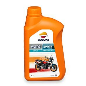 Óleo 4T Repsol Moto Sport 10w30