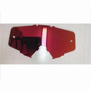 Lente Óculos Red Dragon Espelhada Top