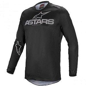 Camisa Alpinestars Fluid Graphite