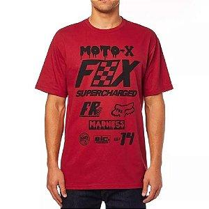 Camiseta Fox Czar Tee