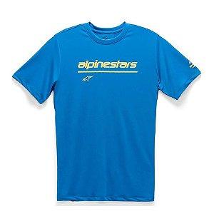 Camiseta Alpinestars Tech Line Up