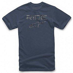 Camiseta Alpinestars Ride 2.0 Camo