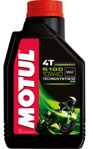 Óleo Motul 4T 5100 10W40