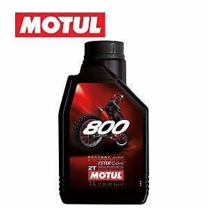 Óleo Motul 2T 800