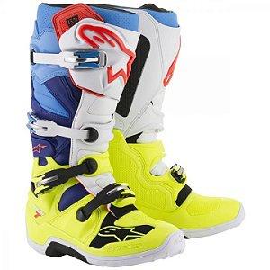Bota Alpinestars Tech 7 Novas Cores!!!