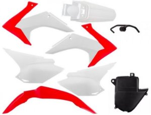 Kit Plásticos Crf 230 2015 Protork