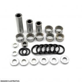Kit Links Kx 250 - Kxf 250 04/05 - Rmz 250 04/06