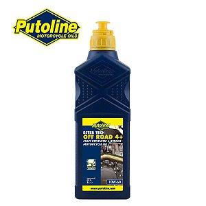Óleo 100% Sintético Putoline 4T 10W60 Off Road