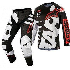 Conjunto Calça e Camisa Alpinestars Race Braap