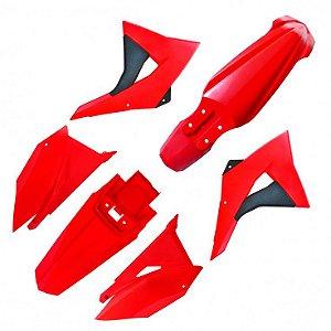 Kit de Plásticos Elite Crf 230 - 08/21