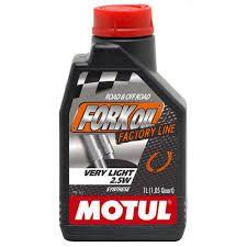 Óleo Suspensão Motul Fork Oil Factory