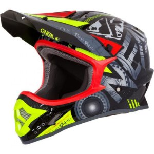 Capacete Oneal Helium Red