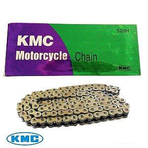 Corrente Transmissão KMC 520Hx120L  Gold