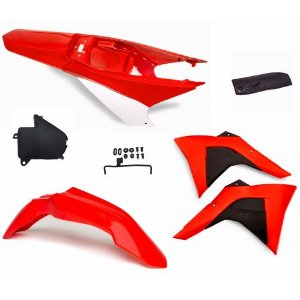 Kit de Plástico Crf 230 Select Slim