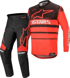 Conjunto Calça e Camisa Alpinestars Supermatic 2020