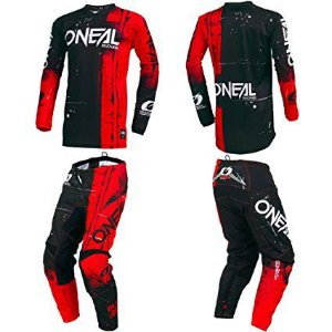 Conjunto Calça e Camisa Oneal Element Shred