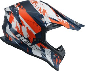 Capacete Helt Cross Mx Traction