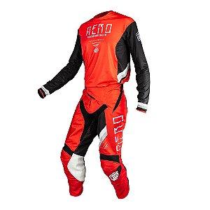 Conjunto Calça e Camisa Asw Podium Race Empire