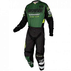 Conjunto Calça e Camisa ASW Image Knight 2021