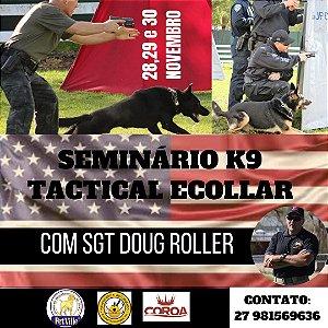 Seminario Tatical K9 - Ecollar